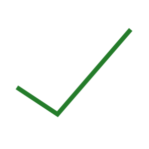 Vend Review green tick
