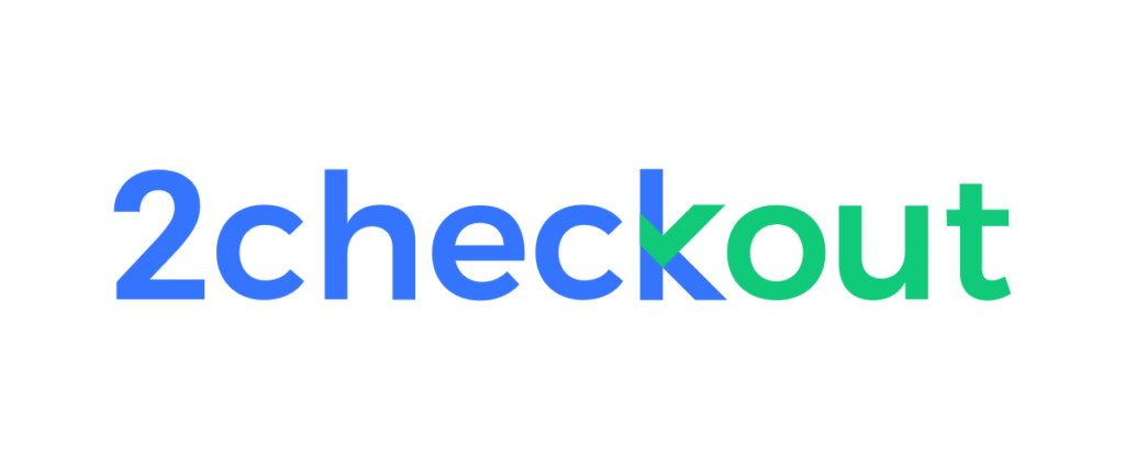 Compare Payment Gateways: Best 12 For UK SMEs 2checkout logo blue green