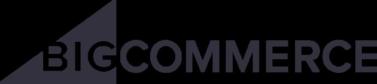 Best 19+ eCommerce Platforms For UK Businesses BigCommerce logo dark
