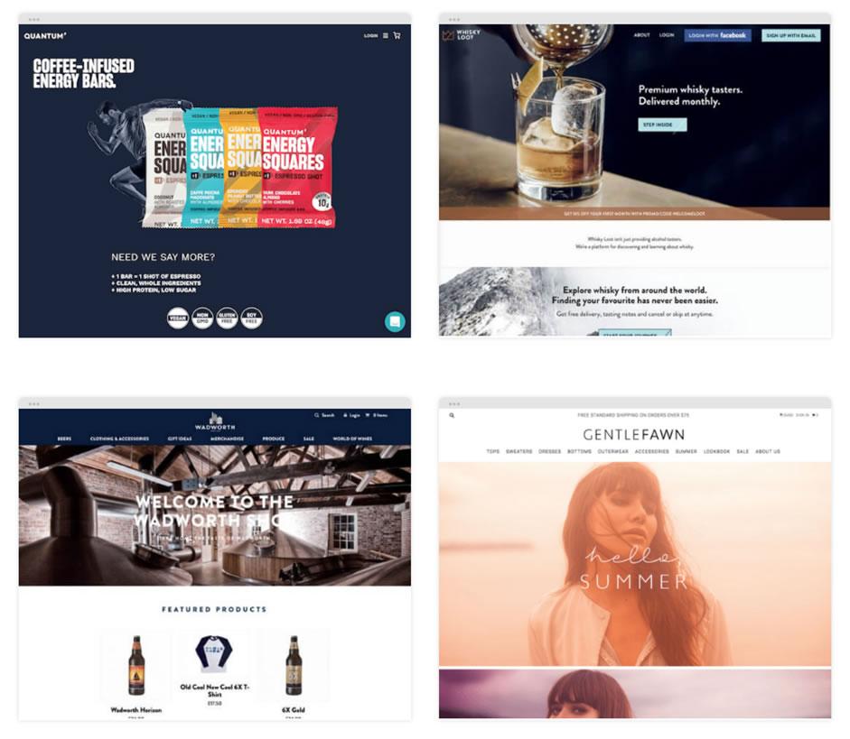Best 19+ eCommerce Platforms For UK Businesses Lemonstand 2