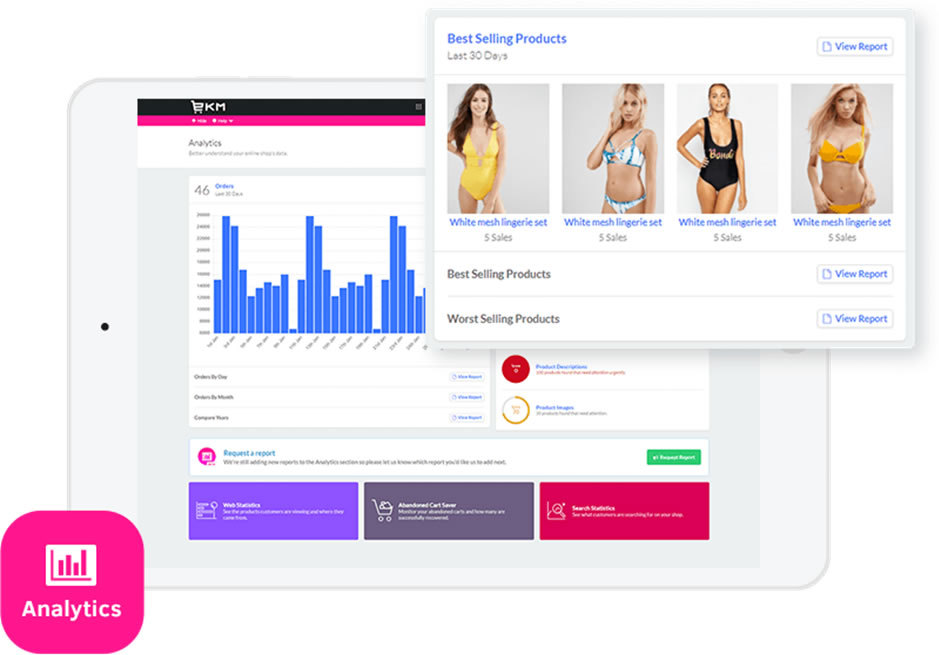 Best 19+ eCommerce Platforms For UK Businesses ekm 1