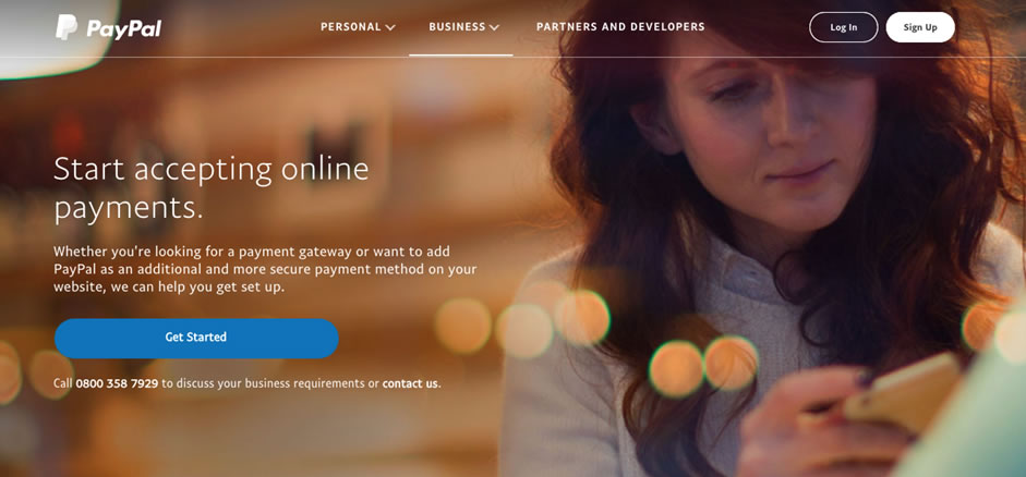 11 Easiest Online Payment Systems For UK Businesses screen 2