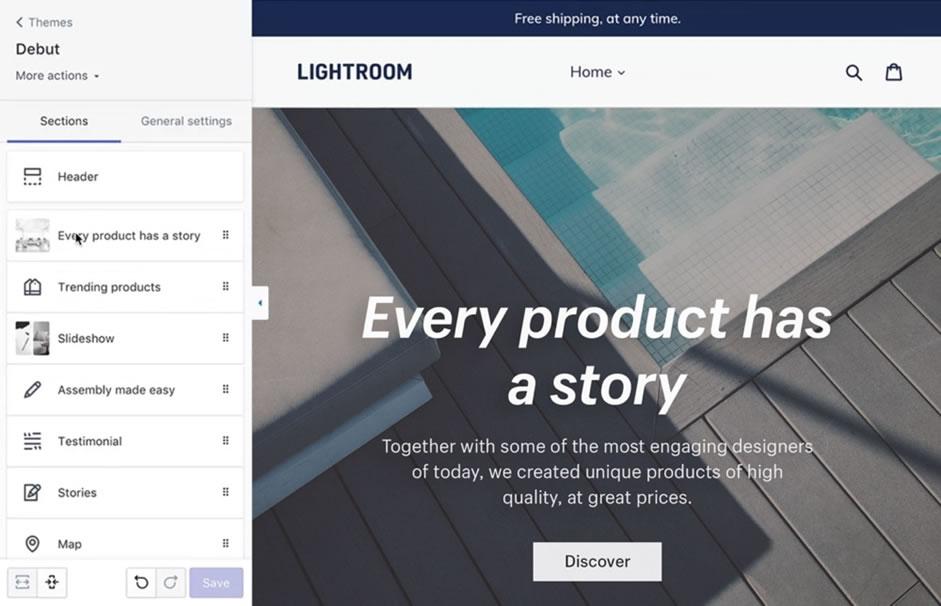 Best 19+ eCommerce Platforms For UK Businesses shopify 1